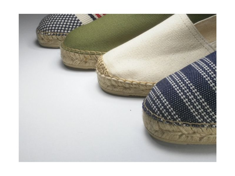 Espadrilles Confection Traditionnelle